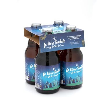 Bière Tombale 4 pack